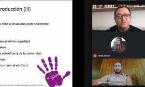 COVID19: SOCHPED apoya con capacitaciones on-line