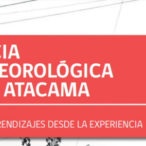 Reporte: lecciones aprendidas evento hidrometeorológico 2015